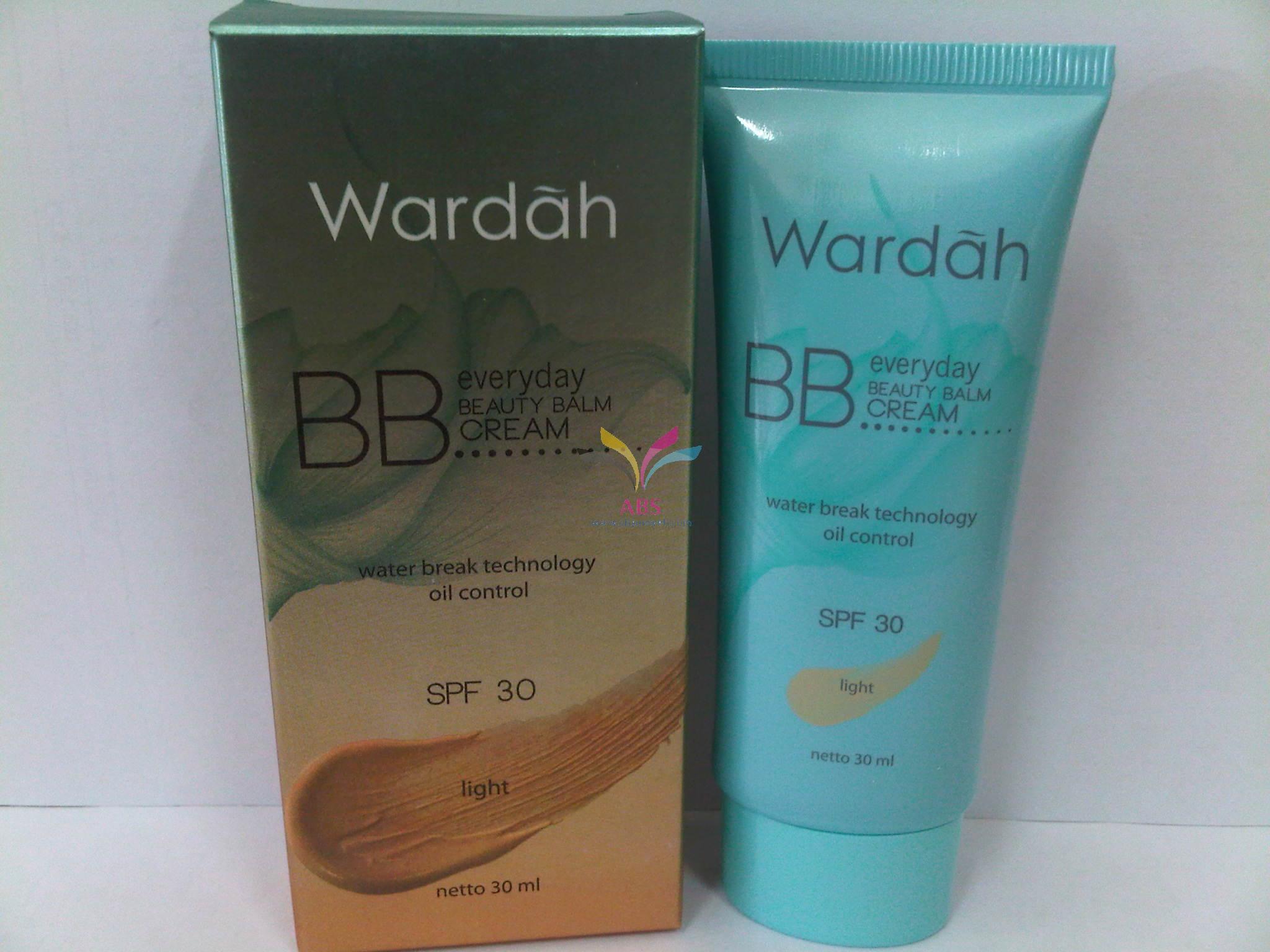 Wardah Everyday Bb Cream Light 30ml